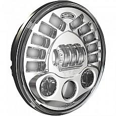 [해외]JW SPEAKER 8791 Adaptive Led Headlight 7´´ Chrome