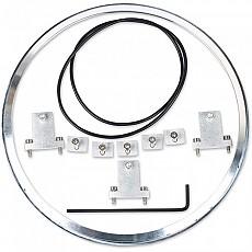 [해외]JW SPEAKER 101 Headlight Mounting Ring Kit Aluminium