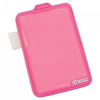 [해외]ICON Mil Spec Badge Holder Pink