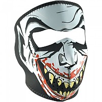 [해외]ZAN 헤드기어 Neoprene Full Face Mask 9137336853 Glow Vampire