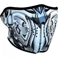 [해외]ZAN 헤드기어 Neoprene Half Face Mask 9137336858 Biomechanical