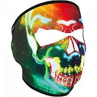 [해외]ZAN 헤드기어 Neoprene Full Face Mask 9137336912 Electric Skull