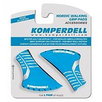[해외]컴퍼델 Nordic Walking Pad 4136969924 Blue