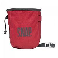[해외]SNAP CLIMBING Chalk Pocket Zip Red