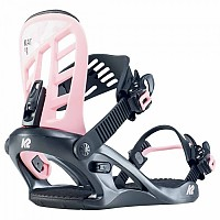 [해외]K2 SNOWBOARDS Kat Black / Pink