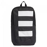 [해외]아디다스 Parkhood 3 Stripes Black / Black / White