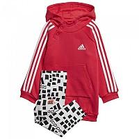 [해외]아디다스 Dress Set Infant Active Pink / White