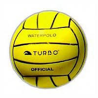 [해외]터보 Antistress Waterpolo Ball Yellow / Sky Blue