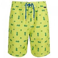 [해외]레가타 Hadden Board Short II Lime Punch Pinapple