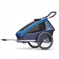 [해외]CROOZER Kid Plus For 2 Ocean Blue