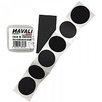 [해외]NAVALI Self-Adhesive 패치es 6 Units Black