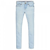 [해외]타미힐피거 KIDS Sophie Skinny Fit Sail Light Blue Stretch