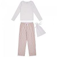 [해외]캘빈클라인 언더웨어 팬츠 Pyjama 세트 Upright Stripe
