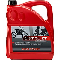 [해외]RACING DYNAMIC Synthoil 2 Stroke Synthetic 4L