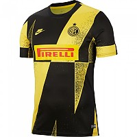 [해외]나이키 Inter Milan Dri Fit PMN CL 19/20 Tour Yellow / Tour Yellow / Tour Yellow