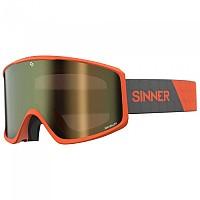 [해외]SINNER Sin Valley Matte Orange