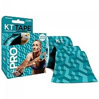 [해외]KT TAPE Pro Synthetic Precut Kinesiology Tape Limited Edition Aquaduct