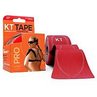 [해외]KT TAPE Pro Synthetic Precut Kinesiology Tape Rage Red