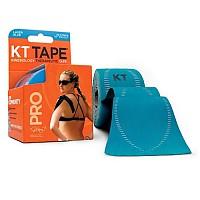 [해외]KT TAPE Pro Synthetic Precut Kinesiology Tape Lasser Blue