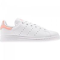 [해외]아디다스 ORIGINALS Stan Smith Junior Ftwr White / Ftwr White / Glow Pink