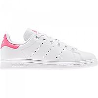[해외]아디다스 ORIGINALS Stan Smith Junior Ftwr White / Ftwr White / Real Pink