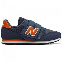 [해외]뉴발란스 373 Classic Kids Navy / Orange