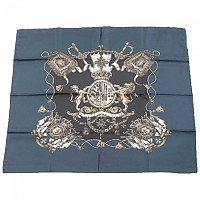 [해외]돌체앤가바나 Printed Foulard Dark Grey