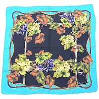 [해외]돌체앤가바나 Grapes Printed Foulard Print