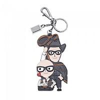 [해외]돌체앤가바나 730157 Keyholder Black