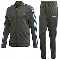 [해외]아디다스 Back 2 Basics 3 Stripes Tracksuit Regular Legend Earth / Legend Earth / Real Blue