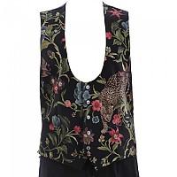 [해외]돌체앤가바나 729629 프린트ed Vest Black