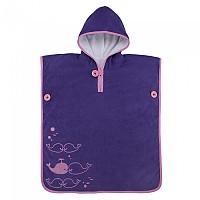 [해외]마이클 펠프스 Poncho Towel Junior Purple / Pink