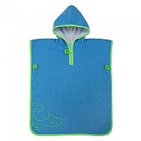 [해외]마이클 펠프스 Poncho Towel Junior Blue / Navy