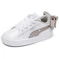 [해외]푸마 SELECT Basket Bow Dots AC PS Puma White / Silver Grey