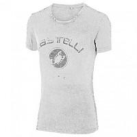 [해외]카스텔리 W T-셔츠 Melange Light Grey