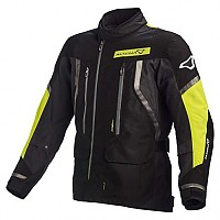 [해외]MACNA Epitude Jacket Big Black / Night Eye / Neon Yellow