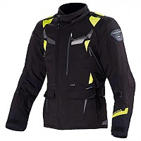 [해외]MACNA Impact Pro Jacket Big Black / Neon Yellow