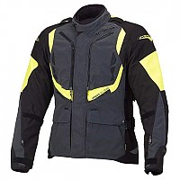 [해외]MACNA Vosges Night Eye Jacket Big Gray / Black / Yellow