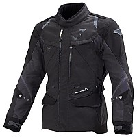 [해외]MACNA Equator Jacket Big Black / Dark Grey