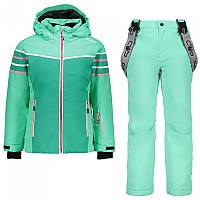 [해외]CMP Jacket And Pant Set Mint