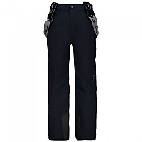 [해외]CMP Ski Suit Black Blue