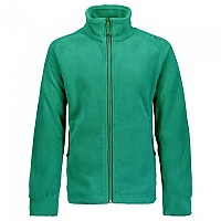 [해외]CMP Medium Fleece Emerald / Anthracite