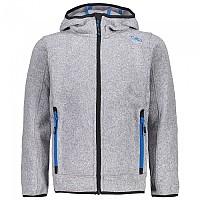 [해외]CMP Heavy Fix Fleece Silver / B.Co
