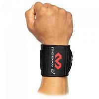 [해외]맥데이비드 X-Fitness Heavy Duty Wrist Wraps Black