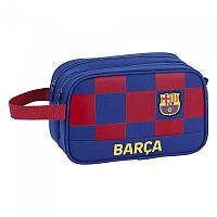 [해외]SAFTA FC Barcelona Home 19/20 Carrying 2 Zippers 4.9L Navy Blue