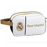 [해외]SAFTA Real Madrid Home 19/20 Carrying 2 Zippers 4.9L White / Black