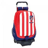 [해외]SAFTA Atletico Madrid Corporate 22.5L Wheeled Red / White / Blue
