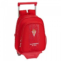 [해외]SAFTA Sporting Gijon Corporate 8.9L Wheeled Red