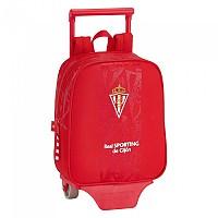 [해외]SAFTA Sporting Gijon Corporate 6L Wheeled Red
