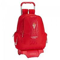 [해외]SAFTA Sporting Gijon Corporate 23.4L Wheeled Red